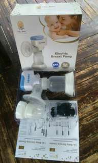 IQ baby breast pump electric