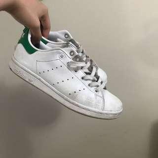 ADIDAS white Stan smith sneakers