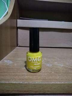 Omg nail polish