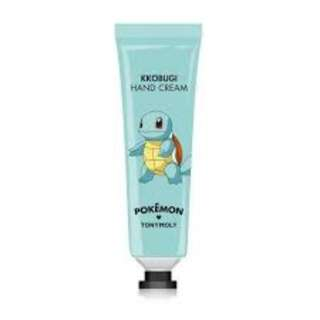 Tony Moly - Pokemon (Squirtle) Hand Cream