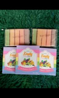 Fruity/Fruitamin soap(BPOM)