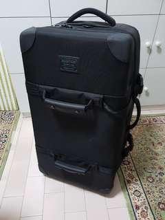 Burton 86L Wheelie Double Deck Travel Bag (Black)