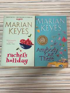 Marian Keyes - Anybody Out There & Rachel's Holiday