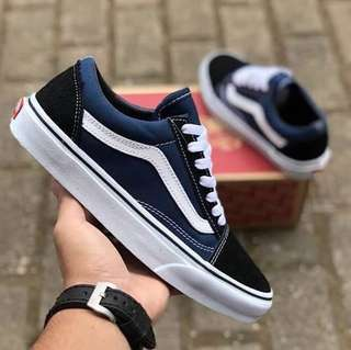 Vans Old Skool #mausupreme