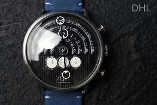 Xeric chronograph