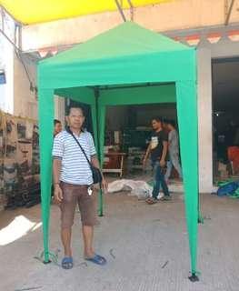 Tenda bongkar pasang ukuran 1'5 x1'5
