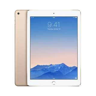 Apple iPad mini 4 128GB Tablet - Gold [WiFi Only] Kredit Mudah