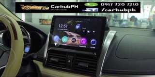 Android Headunit Vios 1.3e panel