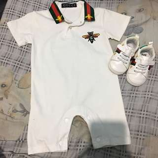 Gucci Inspired OOTD Set