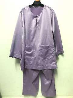 Preloved Tailormade Baju Melayu Johor