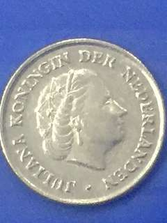 Netherlands 10 Cent Y1976