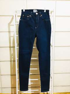 157 High Waisted Fit Stretch Jeans