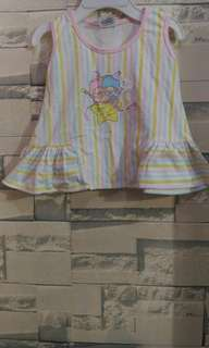 reprice Baby stripe dress