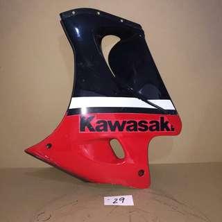 CoverSet Side Farring   KawaKRR150