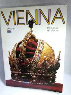 VIENNA TRAVEL BOOK (ENGLISH )