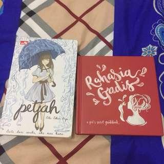 Paket Petjah & Rahasia Gadis