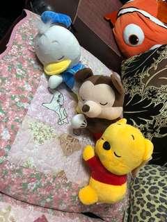 🚚 趴式迪士尼娃娃✨全新