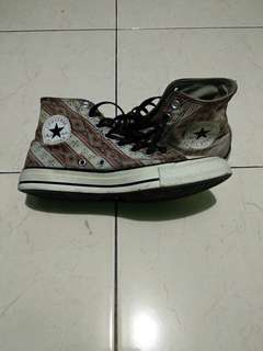 Converse-batik (limited edition)