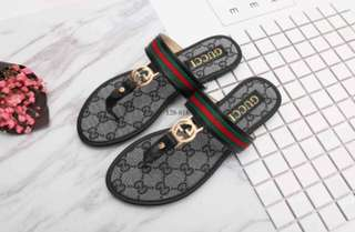 Gucci  and mk shoes