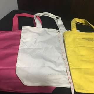 Authentic united colors of Benetton beach bag