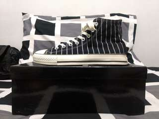 Converse Stripes Hi-top Sneakers