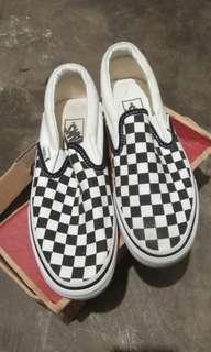 Vans slip on checker board (premium quality)
