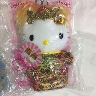 🚚 復古 麥當勞 hello kitty 1999年 檳城之戀 玩偶