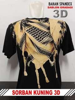 Kaos Sorban 3D