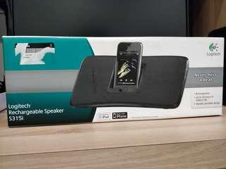 Logitech Rechargable Speaker S315i