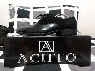 Acuto Genuine Leather Formal Dress Shoes