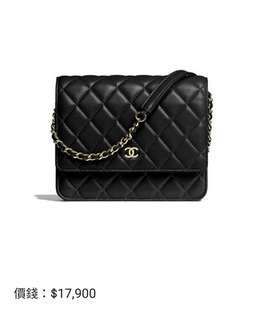 Chanel新方型W0C減價重post