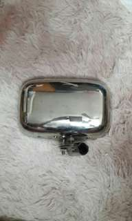 Lorry side mirror
