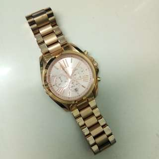 💯 Authentic 5503 Gold Chronograph Watch