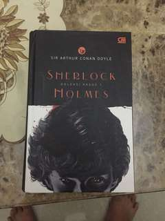 Novel Sherlock Holmes Koleksi Kasus 1