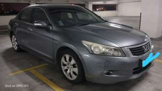 Honda Accord 2.4cc A