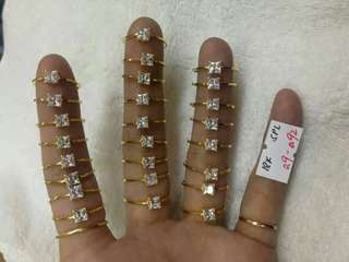 REAL GOLD RING(PAWNABLE)