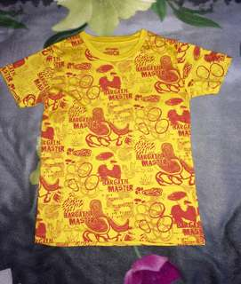 Yellow T- small