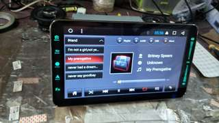 Android 10.1 inch DVD