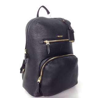 Tumi Voyageur Halle Leather
