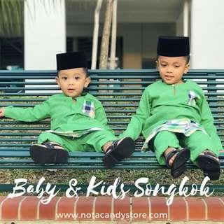 Baby & Kids Songkok