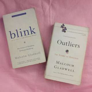 Malcolm Gladwell Bundle (Blink and Outliers)
