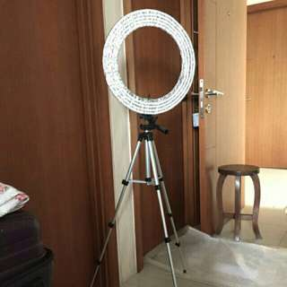RINGLIGHT LED HANDMADE