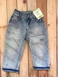 Brand new osh kosh denim pants