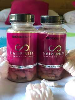 Hairfinity for better life style (hair, skin, nails...etc)