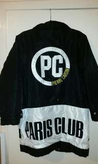 PIERRE CARDIN PARIS CLUB MENS JACKET SPORT