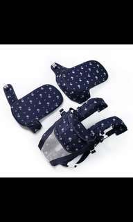 Fiffy Baby Carrier 6in1 Navy Blue