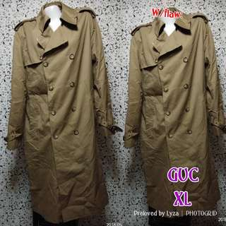 Men's Long Coat/Jacket