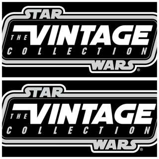 Sharing : Star Wars Vintage Collection List