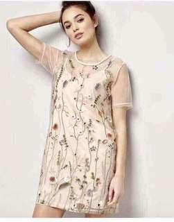 2in1 korean dress