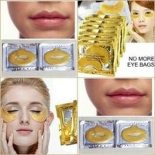 gratis masker mata atau bibir setiap pembelian di saya, bisa juga dibeli seceran